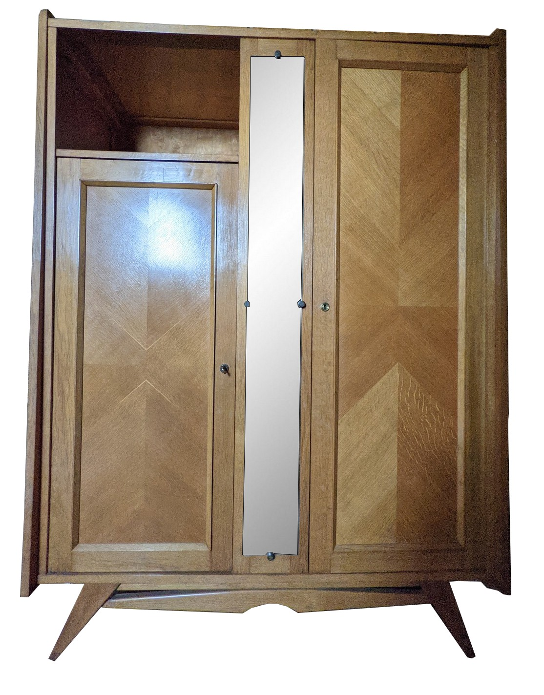 Armoire vintage Cathy – personnalisable